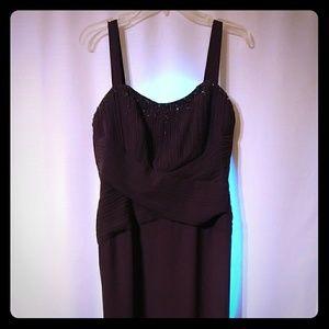 Beautiful MOB dress Jade by Jasmine Size 12